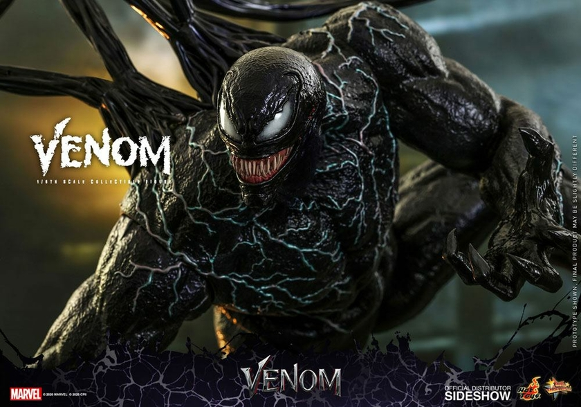 Figurine Venom Movie Masterpiece Series Venom 38cm 1001 Figurines (17)