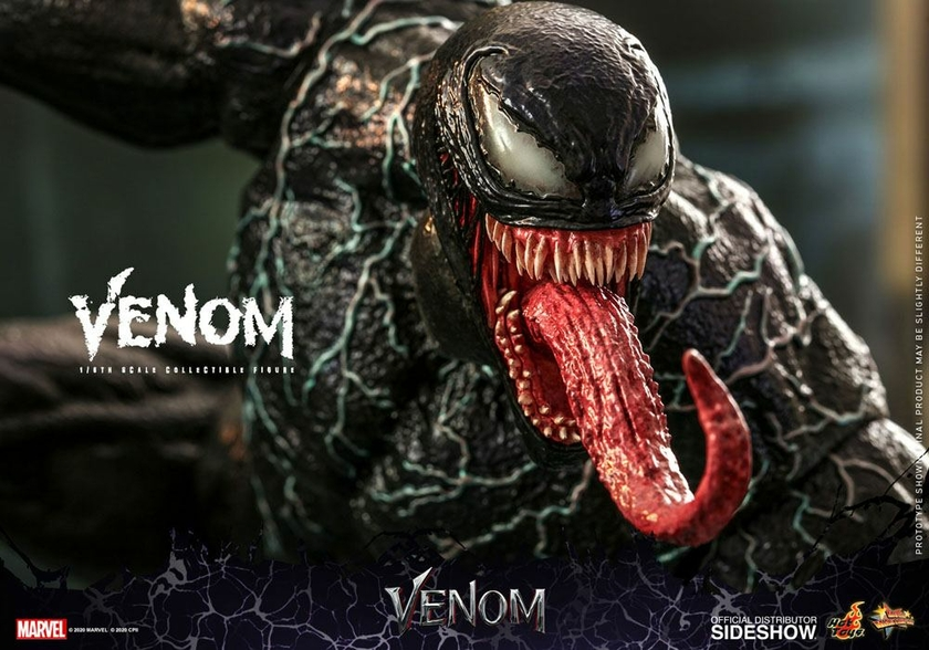 Figurine Venom Movie Masterpiece Series Venom 38cm 1001 Figurines (18)