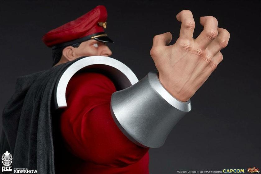 Statue Street Fighter M. Bison Alpha 74cm 1001 Figurines (8)