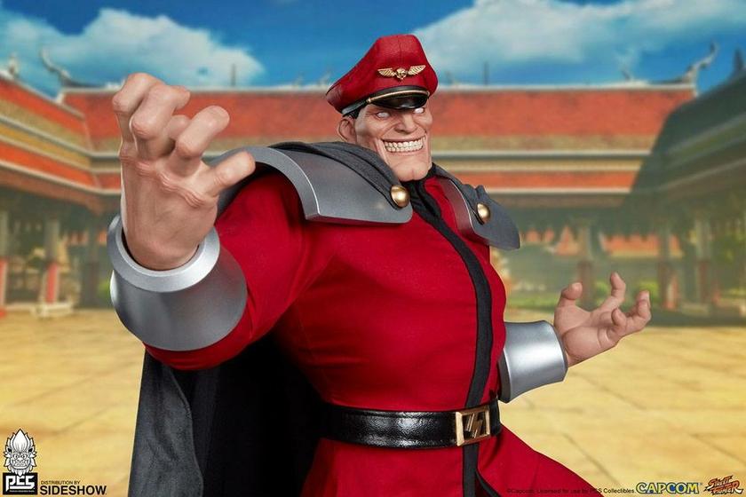 Statue Street Fighter M. Bison Alpha 74cm 1001 Figurines (15)
