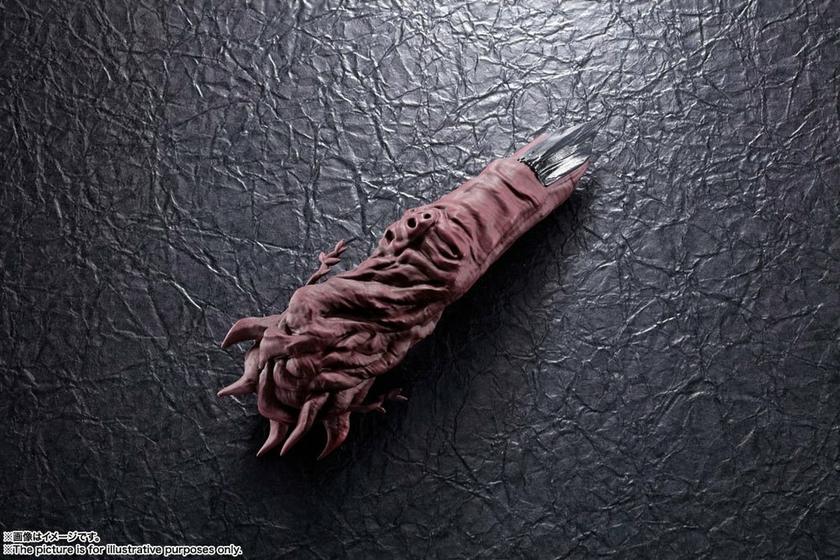 Réplique Jujutsu Kaisen Proplica Special Grade Cursed Object Doigt du Ryomen Sukuna 12cm 1001 Figurines (3)