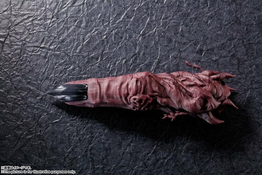 Réplique Jujutsu Kaisen Proplica Special Grade Cursed Object Doigt du Ryomen Sukuna 12cm 1001 Figurines (4)
