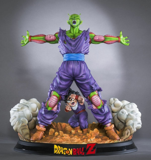 dragon ball z figurine resine