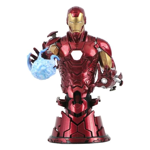 Buste Marvel Comics Iron Man 15cm 1001 Figurines