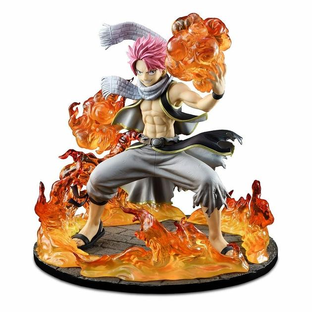 Statuette Fairy Tail Final Season Natsu Dragneel 19cm 1001 Figurines (1)