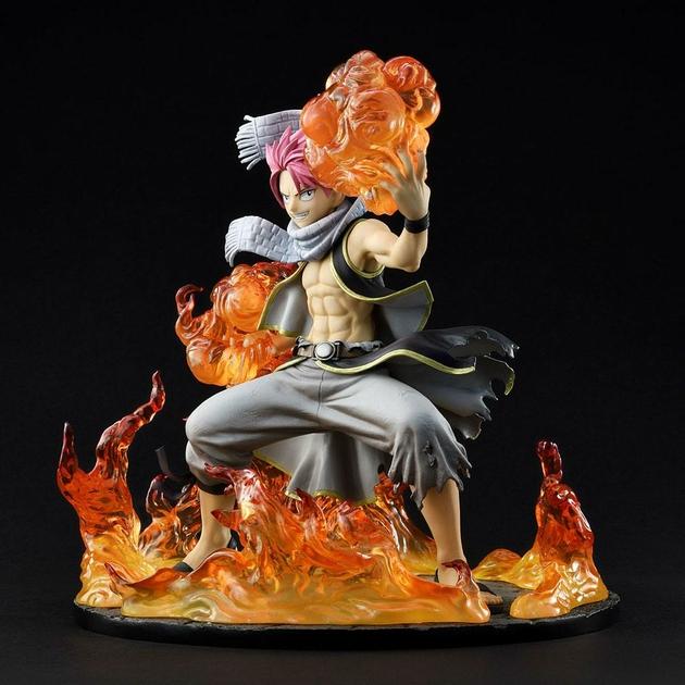 Statuette Fairy Tail Final Season Natsu Dragneel 19cm 1001 Figurines (6)