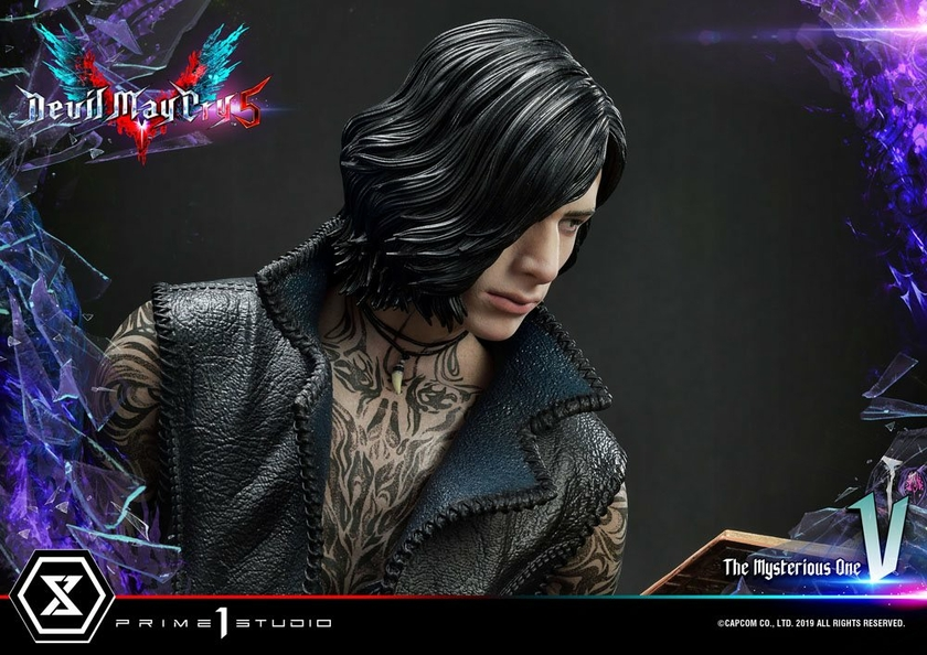 Statuette Devil May Cry 5 V 58cm 1001 Figurines (11)