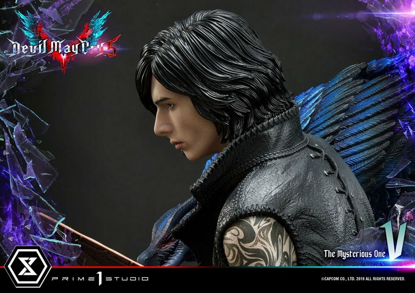 Statuette Devil May Cry 5 V 58cm 1001 Figurines (12)