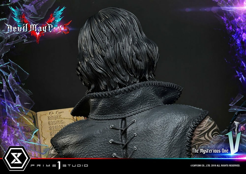 Statuette Devil May Cry 5 V 58cm 1001 Figurines (13)