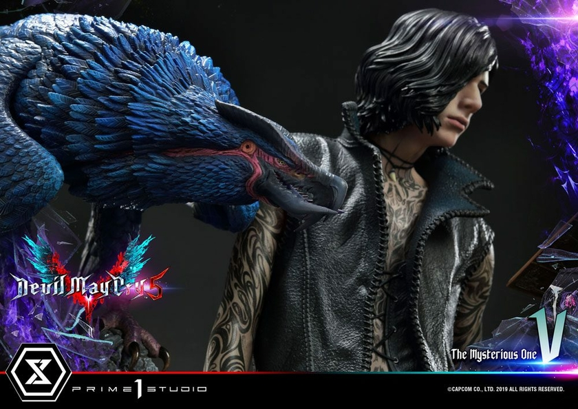 Statuette Devil May Cry 5 V 58cm 1001 Figurines (19)