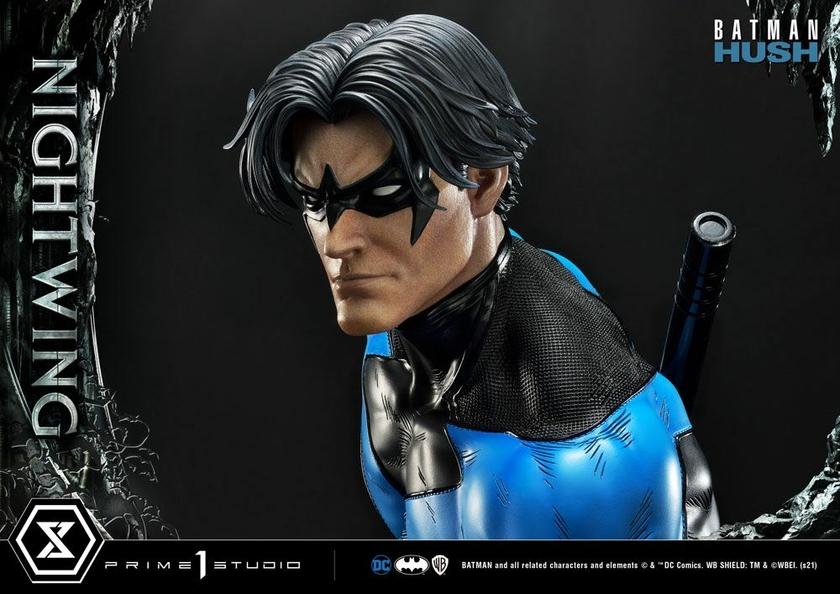 Statue Batman Hush Nightwing 87cm 1001 Figurines (15)
