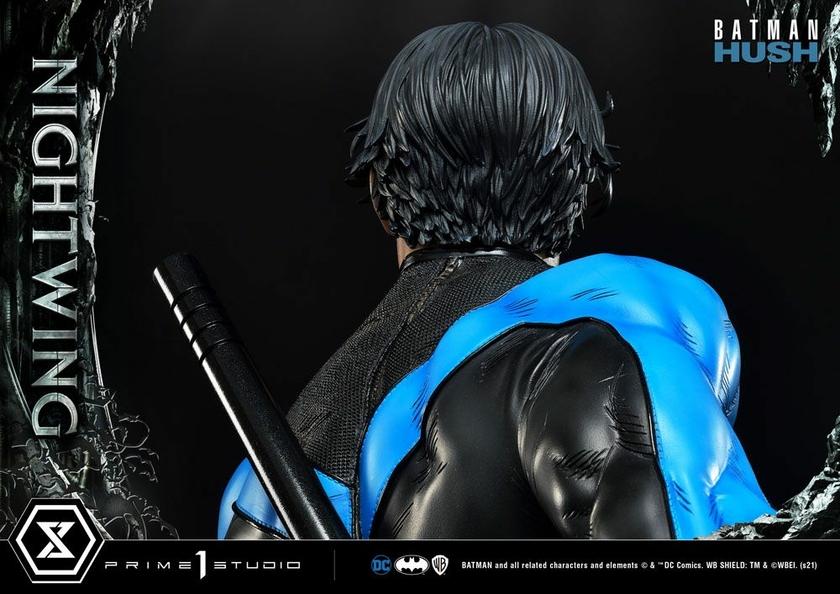 Statue Batman Hush Nightwing 87cm 1001 Figurines (17)