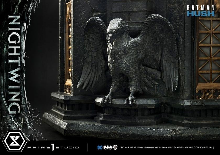Statue Batman Hush Nightwing 87cm 1001 Figurines (18)