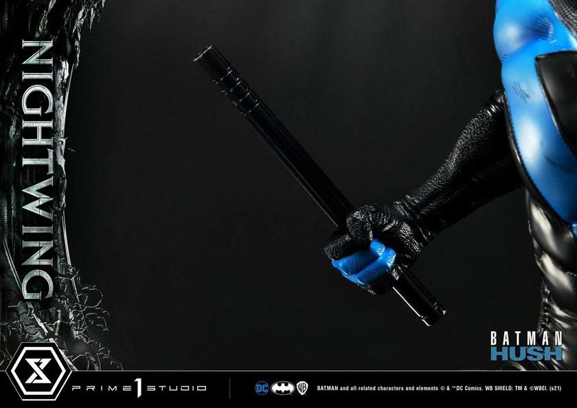 Statue Batman Hush Nightwing 87cm 1001 Figurines (20)