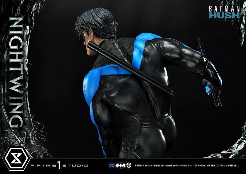 Statue Batman Hush Nightwing 87cm 1001 Figurines (21)