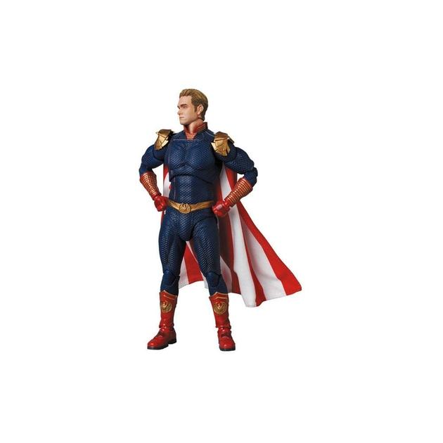 Figurine The Boys MAF EX Homelander 16cm 1001 Figurines (13)