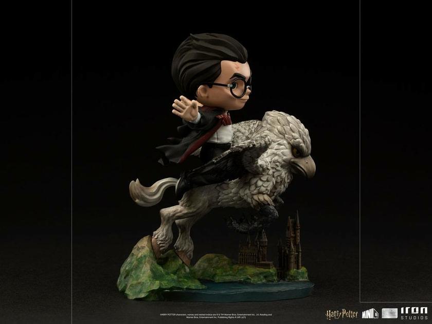 Figurine Harry Potter Mini Co. Illusion Harry Potter & Buckbeak 16cm 1001 Figurines (3)
