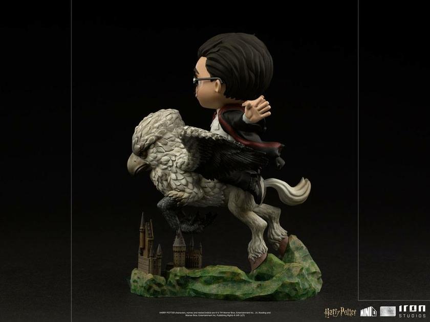 Figurine Harry Potter Mini Co. Illusion Harry Potter & Buckbeak 16cm 1001 Figurines (5)
