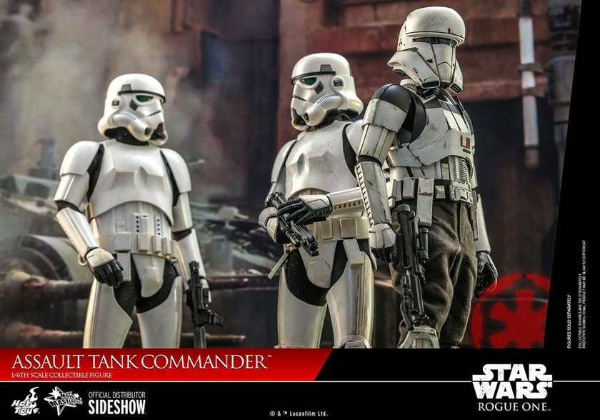 Figurine Rogue One A Star Wars Story Assault Tank Commander 30cm 1001 Figurines (4)