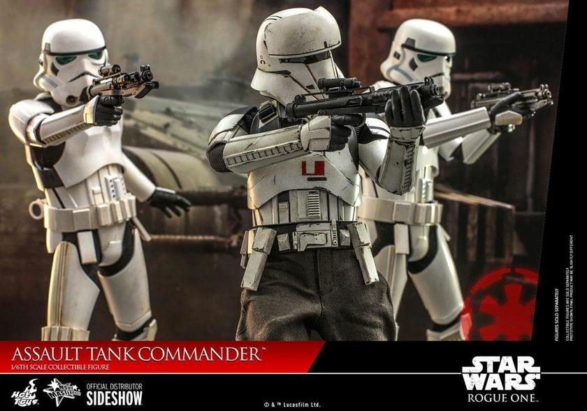 Figurine Rogue One A Star Wars Story Assault Tank Commander 30cm 1001 Figurines (6)