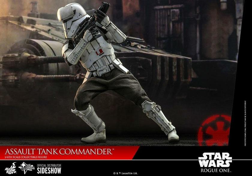 Figurine Rogue One A Star Wars Story Assault Tank Commander 30cm 1001 Figurines (7)