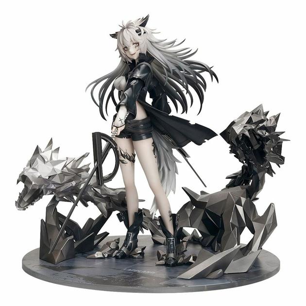 Statuette Arknights Lappland Elite II Premium Ver. 24cm 1001 Figurines (1)