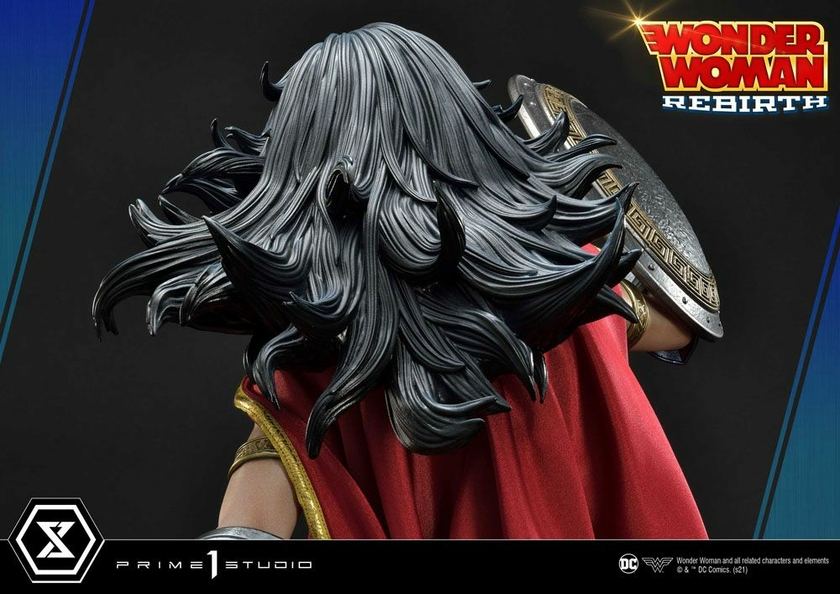 Statue DC Comics Wonder Woman Rebirth 75cm 1001 Figurines (12)