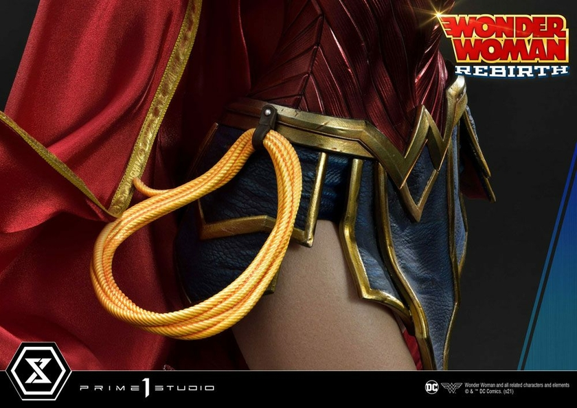 Statue DC Comics Wonder Woman Rebirth 75cm 1001 Figurines (14)