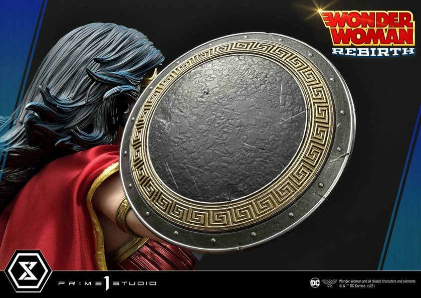 Statue DC Comics Wonder Woman Rebirth 75cm 1001 Figurines (13)