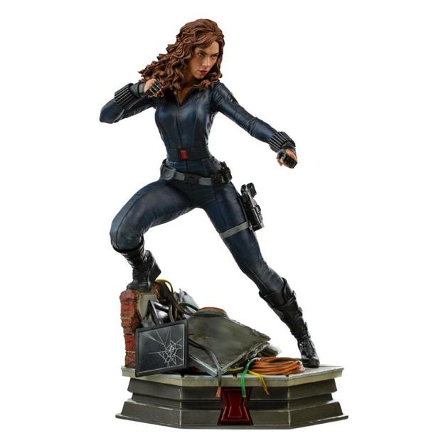 Statuette Avengers Infinity War Legacy Replica Black Widow 46cm 1001 Figurines (1)