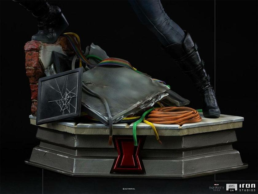 Statuette Avengers Infinity War Legacy Replica Black Widow 46cm 1001 Figurines (9)