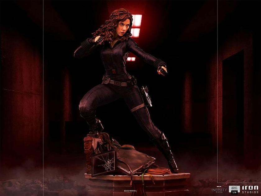Statuette Avengers Infinity War Legacy Replica Black Widow 46cm 1001 Figurines (11)