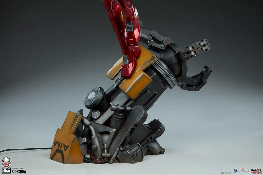 Statue Marvels Avengers Iron Man 90cm 1001 Figurines (15)
