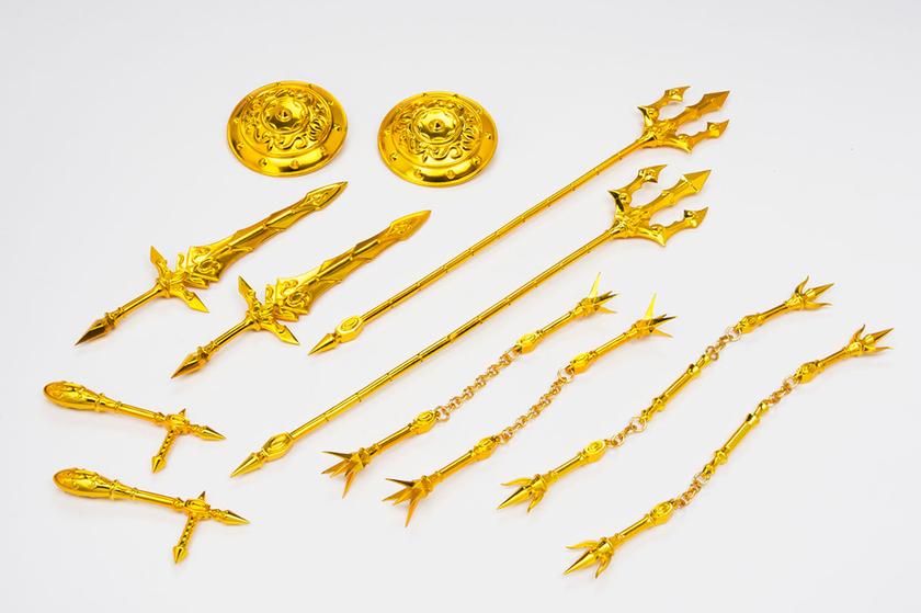 Figurine Saint Seiya Soul of Gold Libra Dohko Myth Cloth EX 17cm 1001 Figurines 8