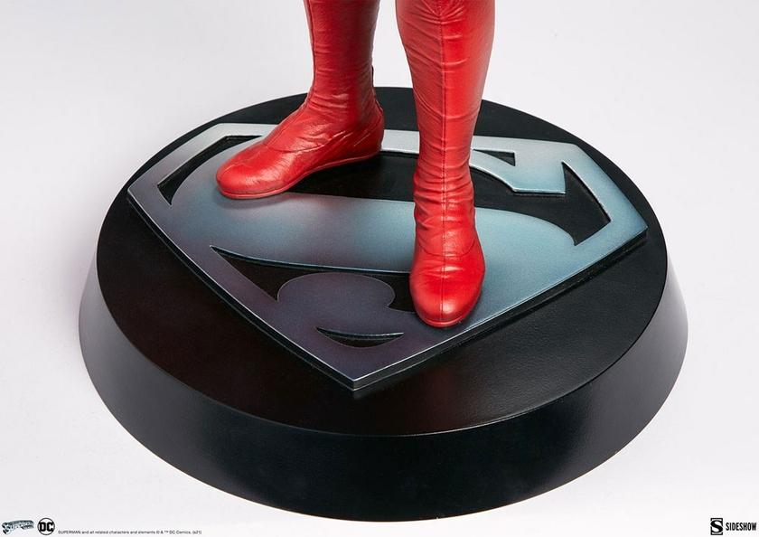 Statuette Superman Premium Format Superman The Movie 52cm 1001 Figurines (16)