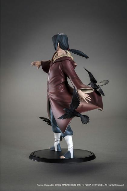 Statuette Naruto Shippuden Itachi Uchiwa Xtra Tsume 17cm 1001 Figurines 5