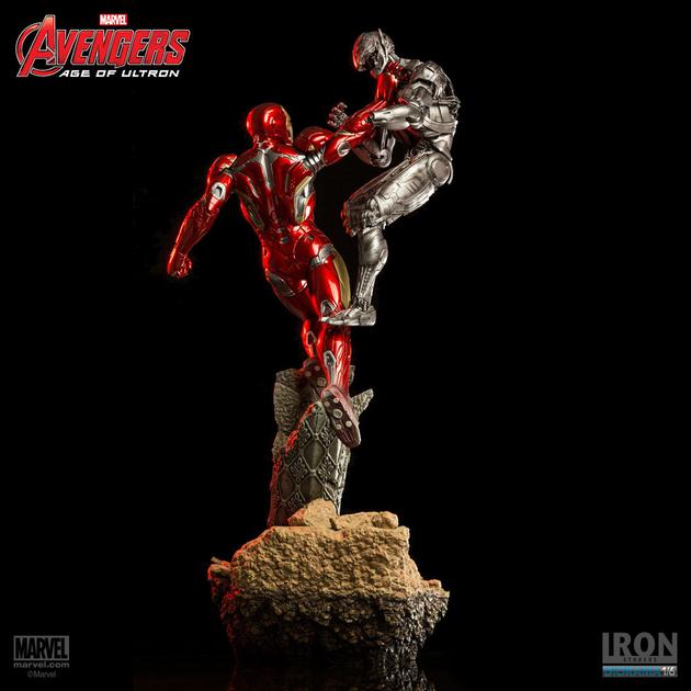 Film Masterpiece Iron Man 3 1/6 Scale Figure d'action