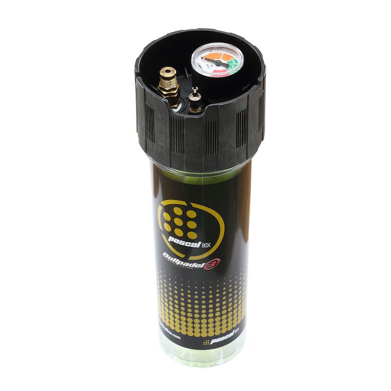 Pressurisateur de balles PASCAL BOX 3B