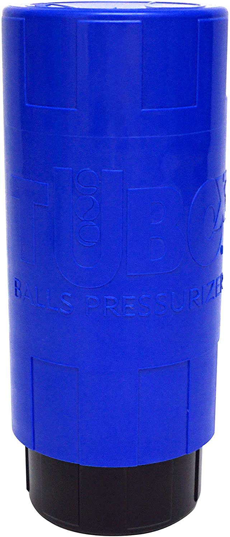 Pressurisateur de balles TUBOPLUS bleu