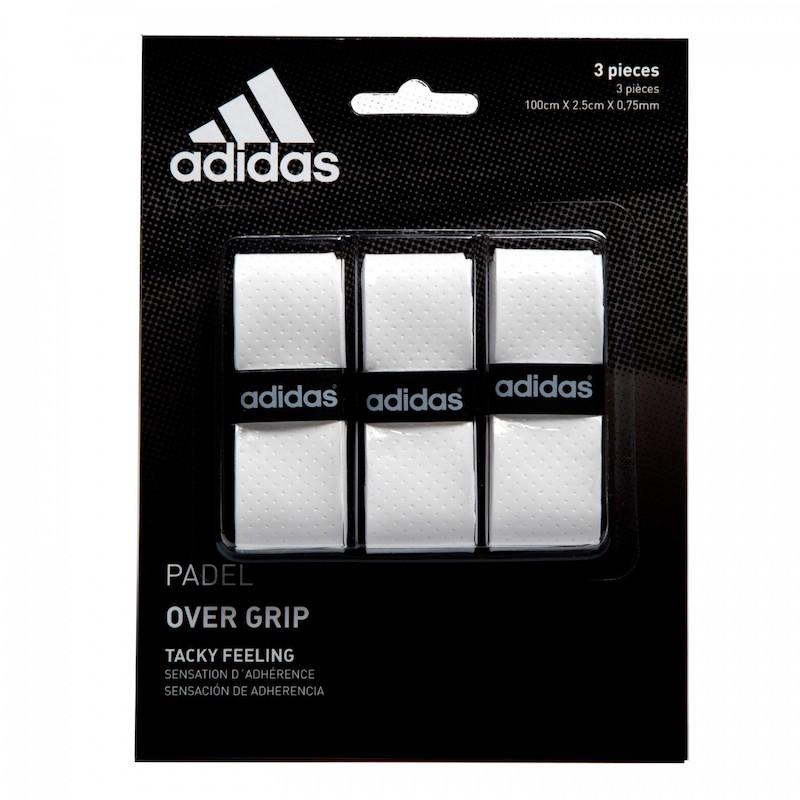 Surgrip_Tripack_Adidas_Tacky_blanc