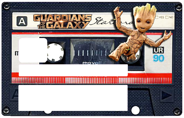 sticker-carte-bancaire-electron-k7-groot-the-little-sticker