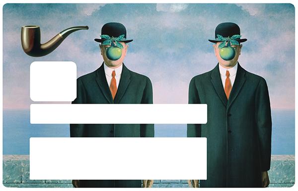 sticker-carte-bancaire-electron-magritte-the-little-sticker