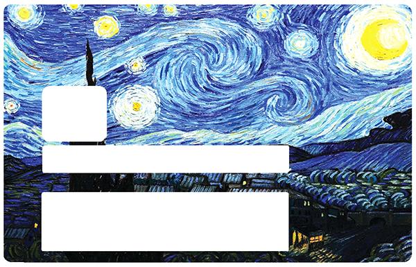 Van Gogh, la nuit etoilée