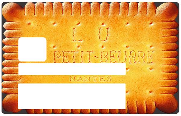 Le petit LU,  Sticker pour CB type ELECTRON