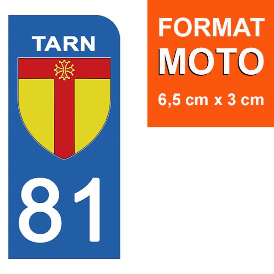 81-tarn-sticker-plaque-immatriculation-moto-DROIT-13-HARLEY-DAVIDSON