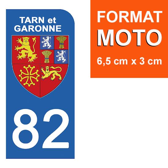 82-tarn-garonne-sticker-plaque-immatriculation-moto-DROIT-13-HARLEY-DAVIDSON