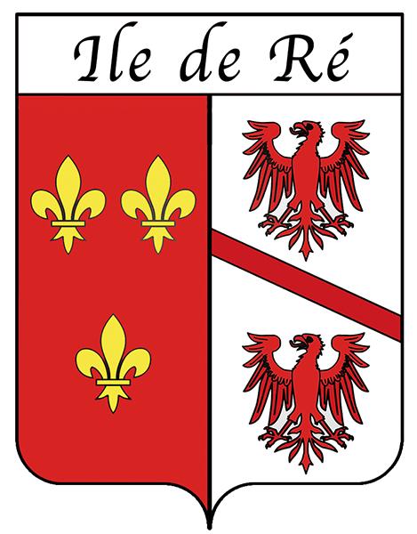 Sticker ECUSSON, Ile de Ré