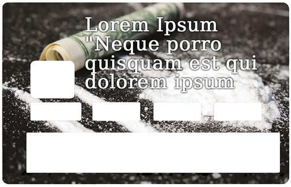 COCAINE-FOND-sticker-carte-bancaire-citation