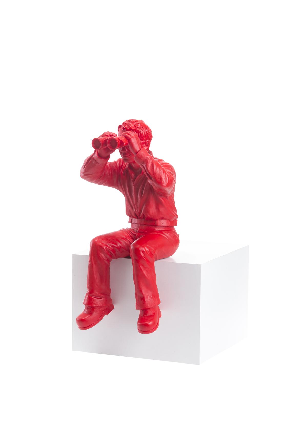 Sculpture Worldview Model I A, 2006, de Ottmar Horl