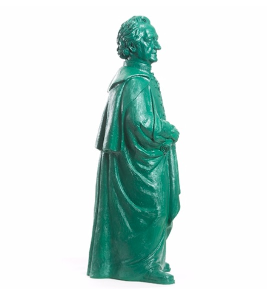 Sculpture, Johann Wolfgang von Goethe , de Ottmar Horl